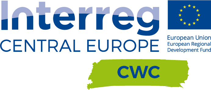 Slikovni rezultat za CWC interreg central europe