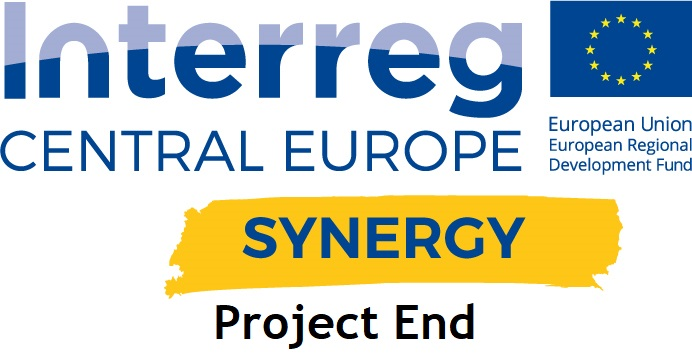 SYNERGY Project End Logo; Image Source: SYNERGY Project