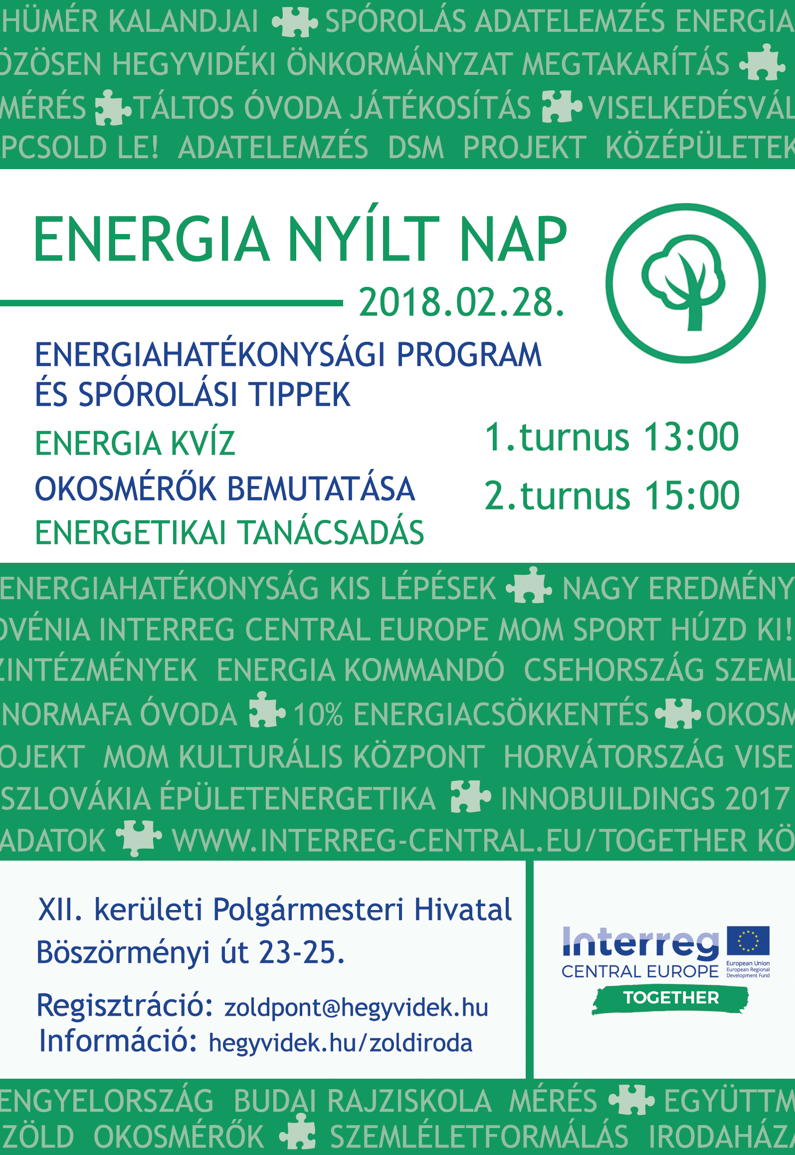 energy open day