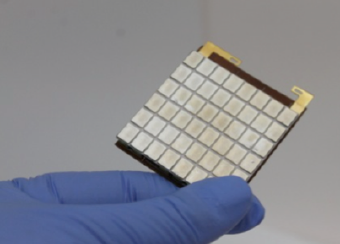 A thermoelectric device by Alphabet Energy