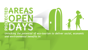 Protected Areas Open Days Posters