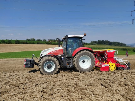 Pilot Action ISOBUS seedbed control
