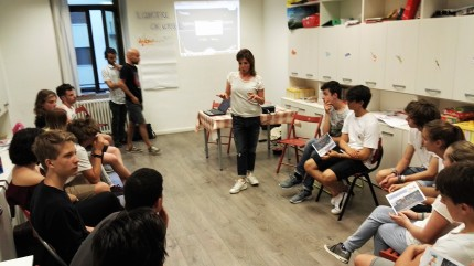Trento PILOT: Listening to Youth
