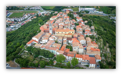 The City of Buzet