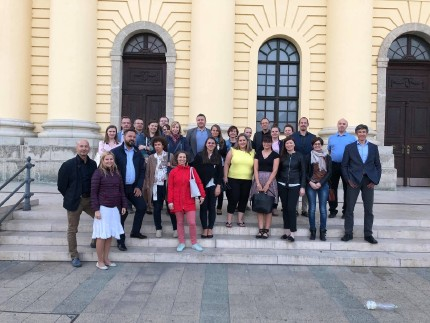On 14-15th May, the 3rd Smart_Watch project transnational meeting will be held in Debrecen.