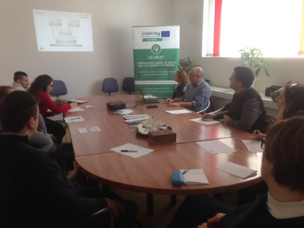 Workshop event for cooperation opportunities with interested waste heat utilization stakeholders in Slovenia
