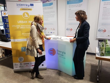 EnergyForum Karlsuhe is supporting the URBAN INNO local pilot