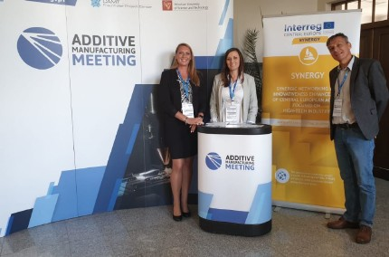 SYNERGY Team at AMM 2019, Wroclaw © WrUST © Image: WrUST