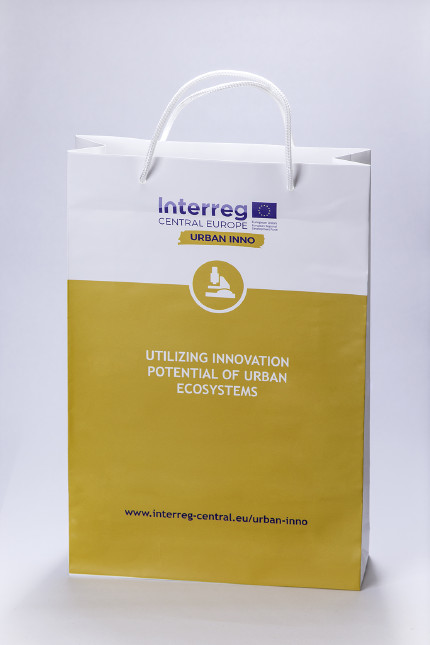 URBAN INNO bag front