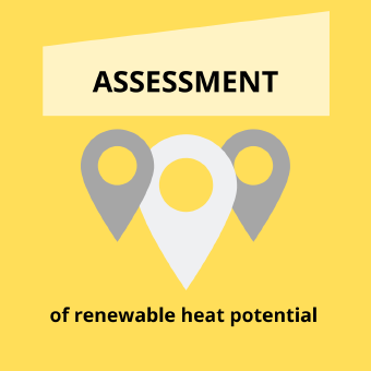 Assessment of RES heat potential FVG