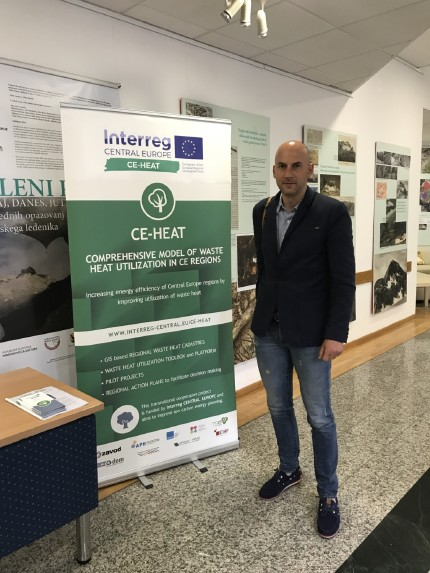 CE-HEAT at the Public consultation event on Energy cooperatives in Bovec