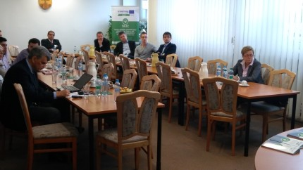 Stakeholder meeting and Targeted events in Zilina