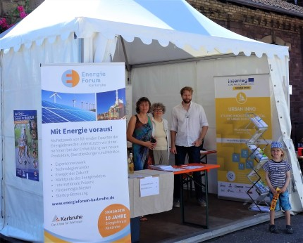 The Karlsruhe Pilot Booth