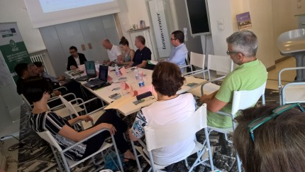 First panel discussion for SOLEZ Action Plan in Vicenza