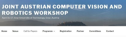 Computer Vision & Robotics Workshop 2020 Austria