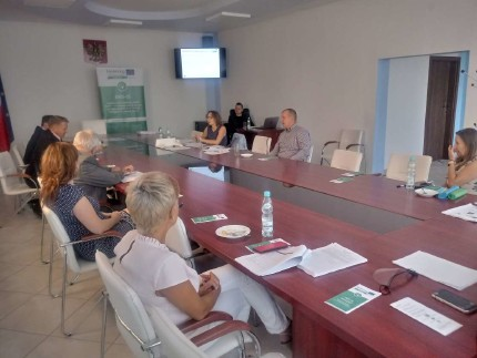 The successful second workshop in Lubelskie