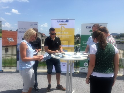CE HEAT at Open-Air Event within EUSEW18