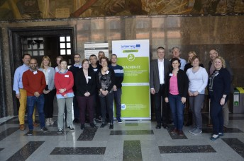 Kick-off-meeting in Ljubljana