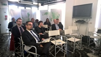 2nd Stakeholder meeting in Vicenza during a CI.TE.MO.S festival on sustainable urban mobility