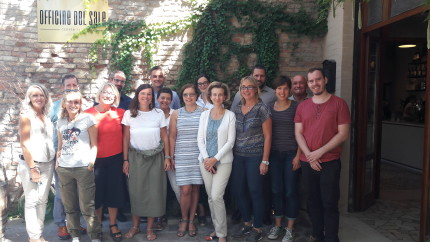 Project Partners in Cervia