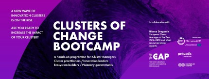 Clusters of Change Bootcamp