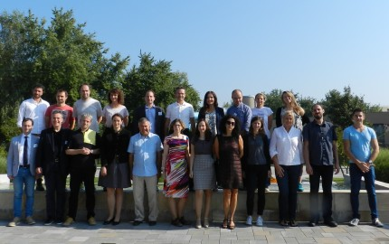 Kick-off Meeting, Ptuj, Slovenia