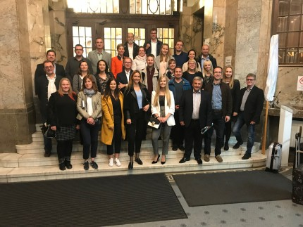 FIRECE - STEERING COMMITTEE MEETING and STUDY VISIT IN BUDAPEST