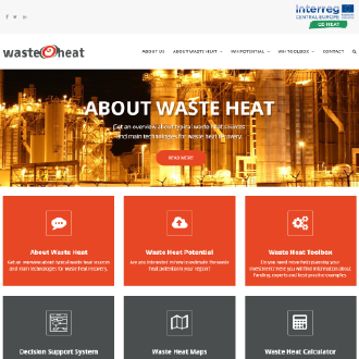 TRANSNATIONAL WASTE HEAT PLATFORM