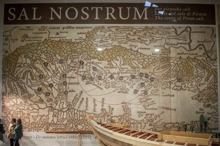 Opening of the exhibition Sal nostrum
