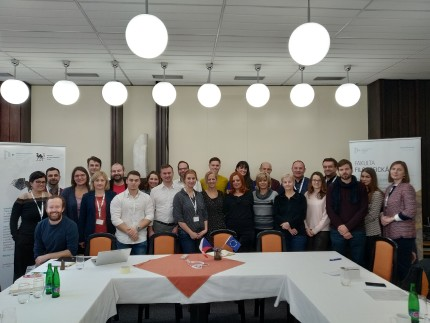 Partners and trainers in Plzen