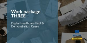 Work package 3: Digital Healthcare Pilot & Demonstration Cases