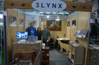3Lynx at the Hohe Jagd Messe 2019