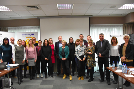 International projectmeeting in Krakow 3-5 December