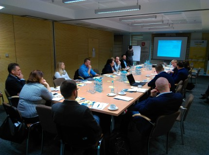 Workshop on life science in Lubelskie Voivodship