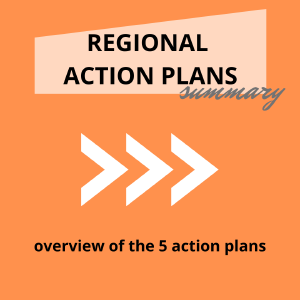 Regional action plans summary