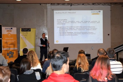 Engaged audience: Rijeka's Startupers