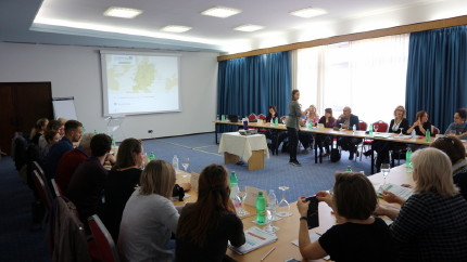 Thematic meeting in Vodnjan