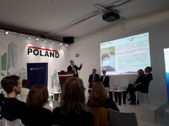 AWAIR project was  presented on COP24 in Katowice