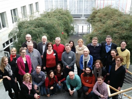 Participants of the Transnational Expert Workshop in Hamburg