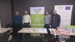CWC on Greencycle conference Maribor
